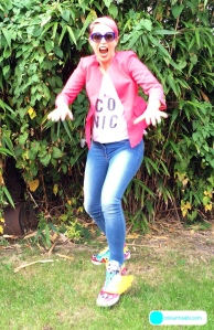 colourmeabi.com Abi Bovary Jeremy Scott Adidas JS Wing  x 2NE1 Oddity Cowboy Trainers 2