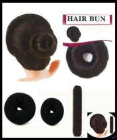 Hair Bun Sponge