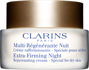 Clarins Extra-Firming Night Cream For Dry Skin Review